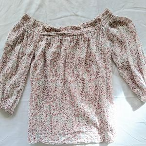 Old Navy Women's Off-the-Shoulder Blouse